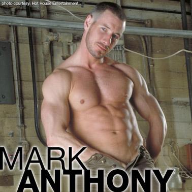 Mark Anthony American Gay Porn Star 100138 gayporn star
