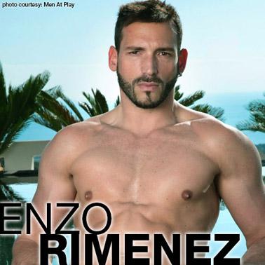 Enzo Rimenez Men At Play French Gay Porn Hunk Gay Porn 118681 gayporn star