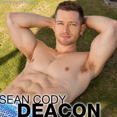 Deacon Sean Cody Handsome Hung Blond Uncut Hunk Amateur Gay Porn College Jock 134446 gayporn star