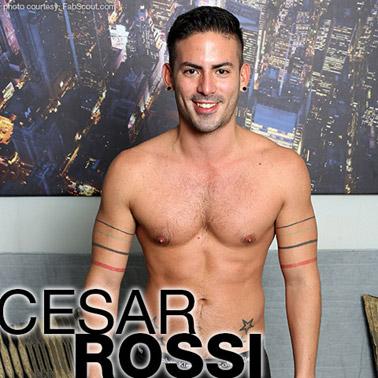Cesar Rossi Handsome Uncut Buff Gay Porn Star 134668 gayporn star