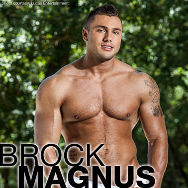 Brock Magnus Hung Uncut Czech Muscle Gay Porn Star Gay Porn 134722 gayporn star