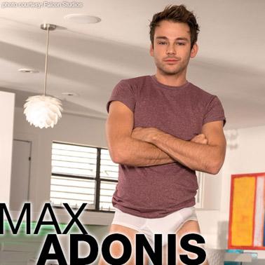 Max Adonis Handsome Scruffy American Gay Porn Star 135345 gayporn star
