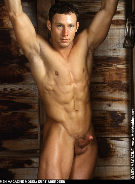 Kurt Aberdeen Ron Lloyd LegendMen Model Performer Gay Porn 100100 gayporn star