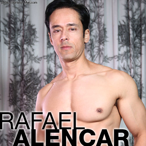 Rafael Alencar Hung Handsome Brazilian Gay Porn SuperStar Gay Porn 100109 gayporn star
