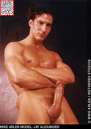 Jay Alexander Tony De Sergio Handsome British Str8 & Gay Porn Star with a Big Dick