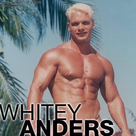 Whitey Anders Colt Studio Model & Escort Gay Porn 100129 gayporn star