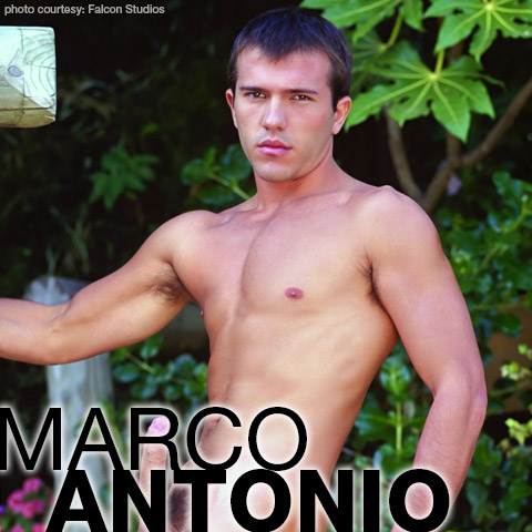 Marco Antonio Handsome Brazilian Gay Porn Star and model Gay Porn 100140 gayporn star