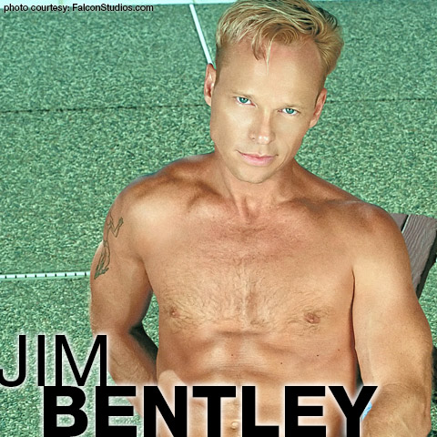 Jim Bentley Blond Falcon Studios American Gay Porn SuperStar Gay Porn 100197 gayporn star
