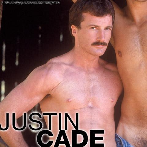 Justin Cade Falcon Studios Classic American Gay Porn Star gayporn star