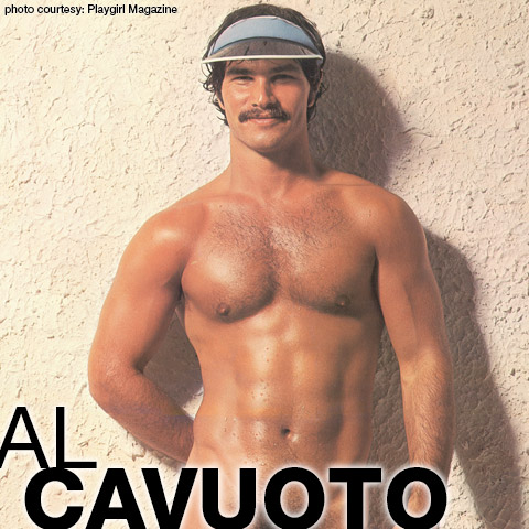 Al Cavuoto Handsome 1975 Playgirl Centerfold Gay Porn 100304 gayporn star