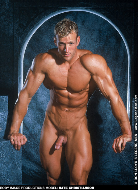 Nate Christianson Ron Lloyd LegendMen Model Performer Gay Porn 100320 gayporn star