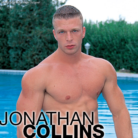 Jonathan Collins Handsome Blond Hungarian Muscle Gay Porn Star Gay Porn 100340 gayporn star