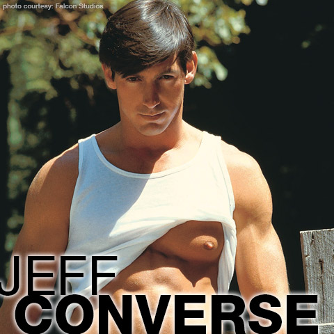 Jeff Converse Falcon Studios Handsome Classic American Gay Porn Star Gay Porn 100349 gayporn star