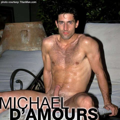 Michel D'Amours Cute Guy Next Door American Canadian Gay Porn Star Gay Porn 100393 gayporn star