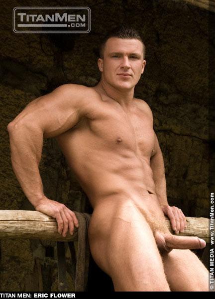 Eric Flower Hung Handsome Blond Czech Gay Porn Star Gay Porn 100515 gayporn star