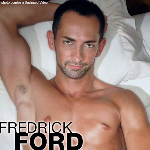 Fredrick Ford Handsome Hung New York City DJ & Gay Porn Star Gay Porn 100520 gayporn star