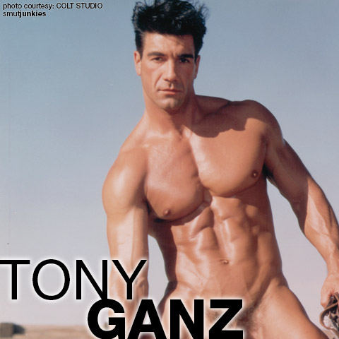 Tony colt gay porn actor
