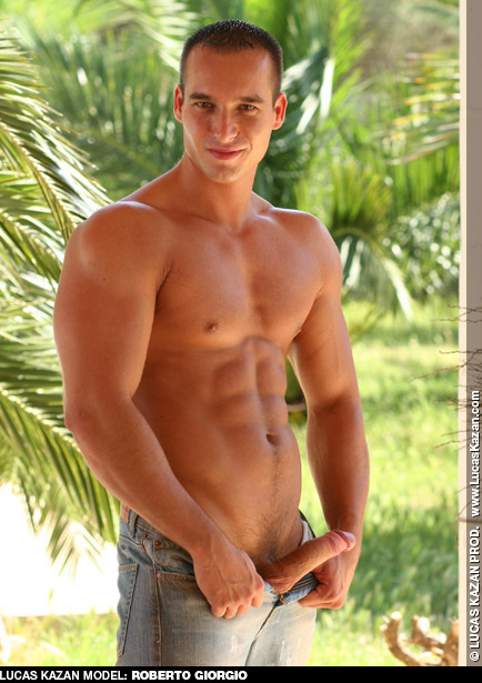Roberto Giorgio Handsome Blond Hungarian Hunk Gay Porn Star Gay Porn 100558 gayporn star