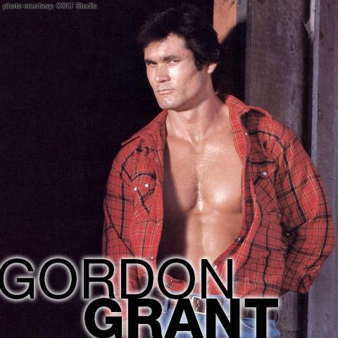 Gordon Grant Iconic Gay Porn SuperStar Gay Porn 100567 gayporn star