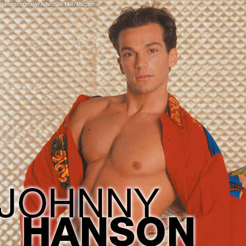 Johnny Hanson Hung Handsome Falcon Studios American Gay Porn Star gayporn star