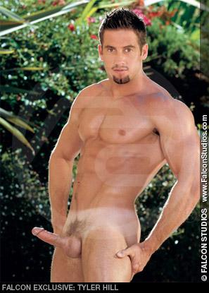 Tyler Hill Hunk Falcon Studios American Gay Porn Star Gay Porn 100634 gayporn star