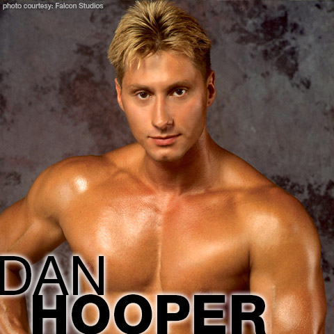 Dan Hopper Handsome Uncut Blond Gay Porn Star and Fitness Model Gay Porn 100640 gayporn star