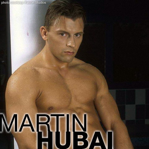 Martin Hubai Leslie Manzel Handsome Hungarian Power Bottom Gay Porn Star Gay Porn 100648 gayporn star