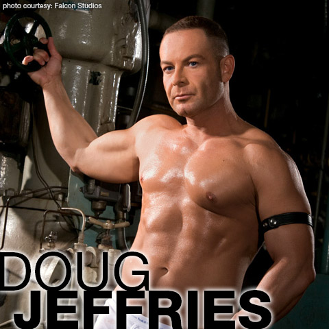Doug Jeffries Hung Handsome American Gay Porn Star turned Director Gay Porn 100672 gayporn star