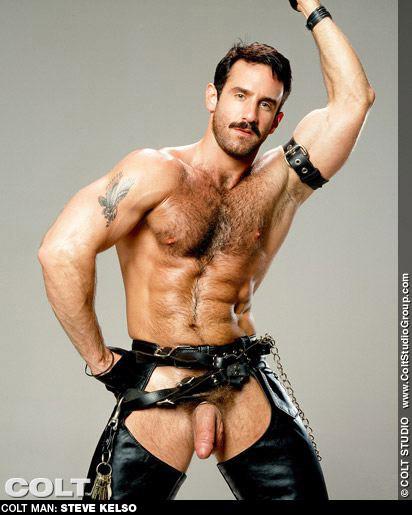 Steve Kelso Handsome Icon Colt Studio Model Gay Porn Star Gay Porn 100703 gayporn star