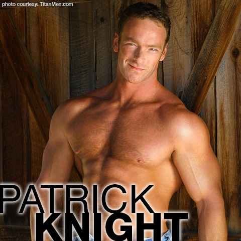 Patrick Knight Handsome Exclusive Titan Men American Gay Porn Star Gay Porn 100722 gayporn star Gay Porn Performer