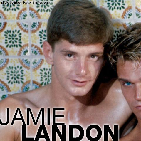 Jamie Landon Falcon Studios American Gay Porn Star Gay Porn 100751 gayporn star