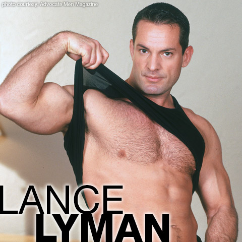 Lance Lyman Hunk Advocate Men Playgirl Model Escort Gay Porn 100790 gayporn star