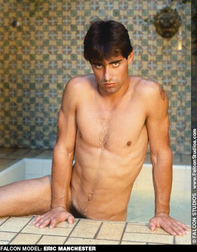Eric Manchester Falcon Studios Classic American Gay Porn Star gayporn star