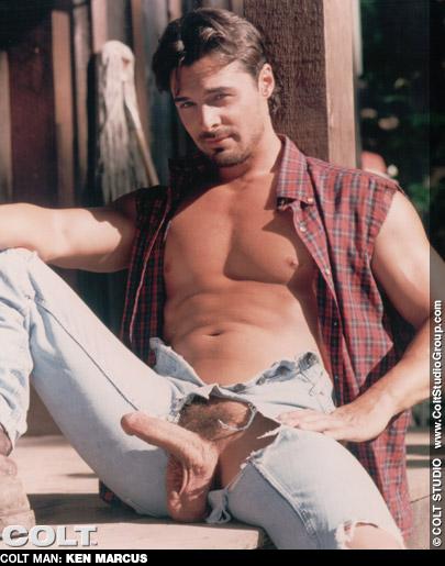 Ken Marcus Sexy Colt Studio Model Gay Porn 100810 gayporn star