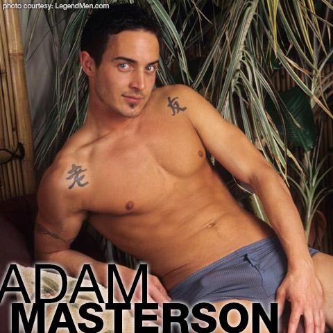 Adam Masterson Ron Lloyd LegendMen Body Image Productions Model & Performer Gay Porn 100830 gayporn star