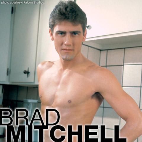 Brad Mitchell Sexy Club Dicked American Gay Porn Star Gay Porn 100874 gayporn star