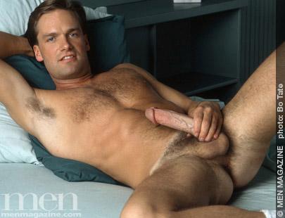 Kirk Olson Handsome Hairy American Gay Porn Star Gay Porn 100926 gayporn star