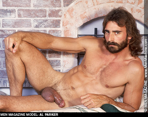 Al Parker American Gay Porn Star Superstar Gay Porn 100944 gayporn star