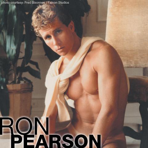 Ron Pearson Slender Hung Handsome American Gay Porn Star Gay Porn 100962 gayporn star