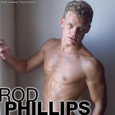Rod Phillips Handsome Blond American Gay Porn Star Gay Porn 100975 gayporn star