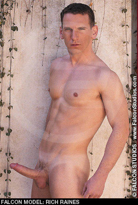 Rich Raines Horse Hung American Gay Porn Star Gay Porn 101002 gayporn star