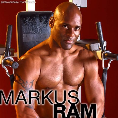 Markus Ram Hung Handsome Tattooed Black American Gay Porn Star Gay Porn 101004 gayporn star Gay Porn Performer