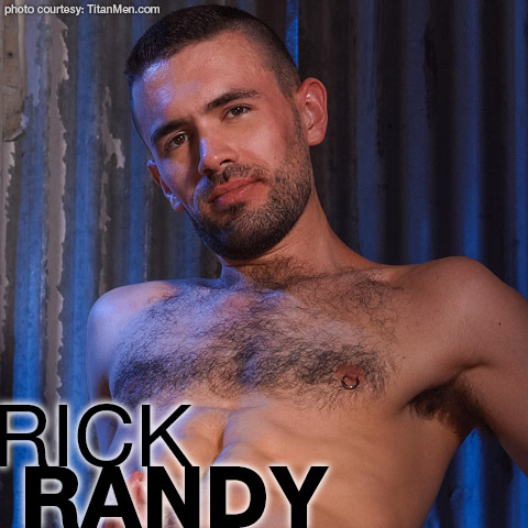 Rick Randy Rugged Handsome Scrappy American Gay Porn Star Gay Porn 101009 gayporn star Gay Porn Performer