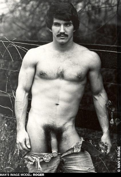 Roger Gay Porn Superstar Blueboy Magazine Model & Hung Hustler Gay Porn 101066 gayporn star