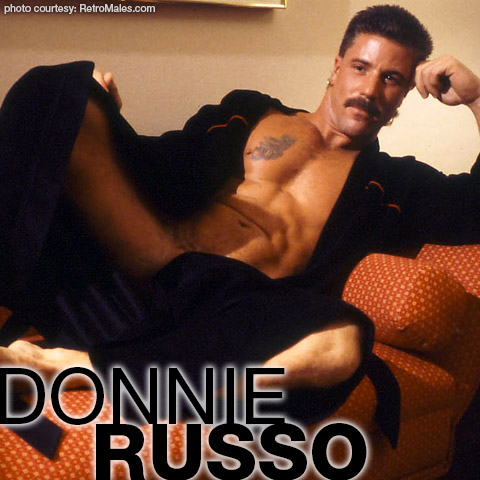 Donnie Russo American Muscle Gay Porn & Fetish Star Gay Porn 101085 gayporn star Donny Russo Ted Pike