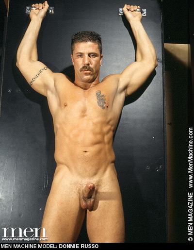 Donnie Russo American Muscle Gay Porn & Fetish Star Gay Porn 101085 gayporn star