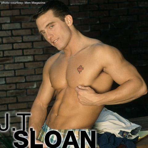 J.T. Sloan JT Sloan Cute Canadian Gay Porn Star Gay Porn 101150 gayporn star