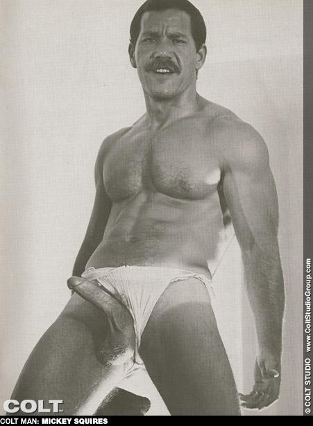 Mickey Squires &  Gay Porn 101167 gayporn star