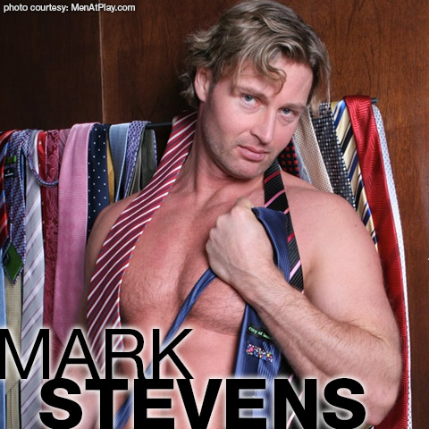 Mark Stevens Men At Play European Gay Porn Hunk Gay Porn 101188 gayporn star Adrian Bouchet