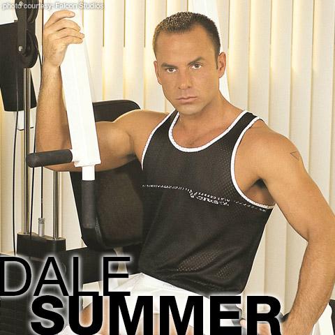 Dale Summer Handsome Hung Falcon Studios American Gay Porn Star Gay Porn 101210 gayporn star